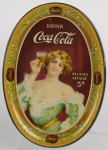 1907 Coca-Cola Relieves Fatigue Change Tray