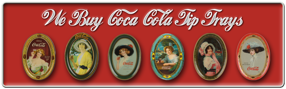 Vintage Coca-Cola Tray Prices